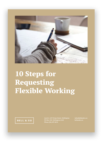 10 Steps for Requesting Flexible Working Guide